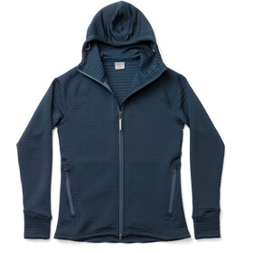 Houdini Power Air Houdi Fleece Jacket Women blue illusion